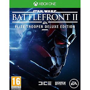 Star Wars: Battlefront 2: Elite Trooper Deluxe Ed(XOne)