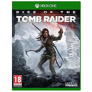 Rise of the Tomb Raider (XOne)
