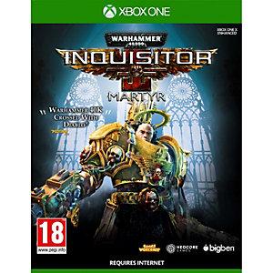 Warhammer 40,000: Inquisitor - Martyr (XOne)