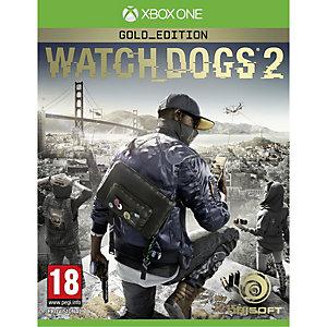 Watch Dogs 2 Gold Edition (XOne)