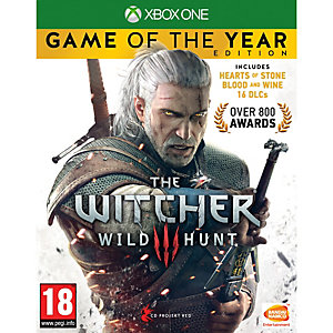 The Witcher 3: Wild Hunt - Game of the Year. Ed (XOne)