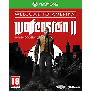 Wolfenstein II: Welcome To Amerika! Edt. (XOne)
