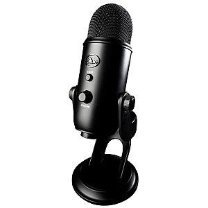 Blue Microphones Yeti USB Mikrofon (svart)