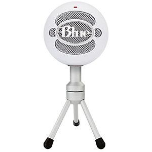 Blue Microphones Snowball iCE Mikrofon (vit)