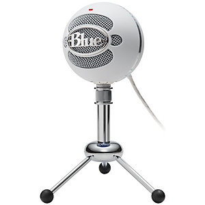 BLUE MiCROPHONES SNOWBALL - WH