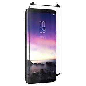 Zagg Galaxy S9 näytönsuoja (musta)