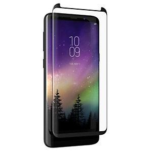 Zagg Galaxy S9 Plus näytön suoja (musta)
