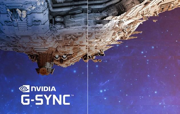 NVIDIA G-Sync™-understøttelse