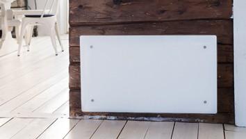 Adax varmepanel med indbygget WiFi til en moderne opvarmning