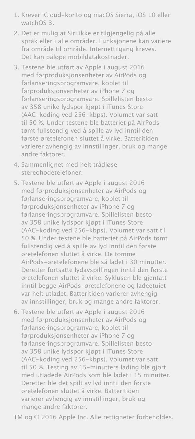 Kjøp iPhone 7 og iPhone 7 Plus