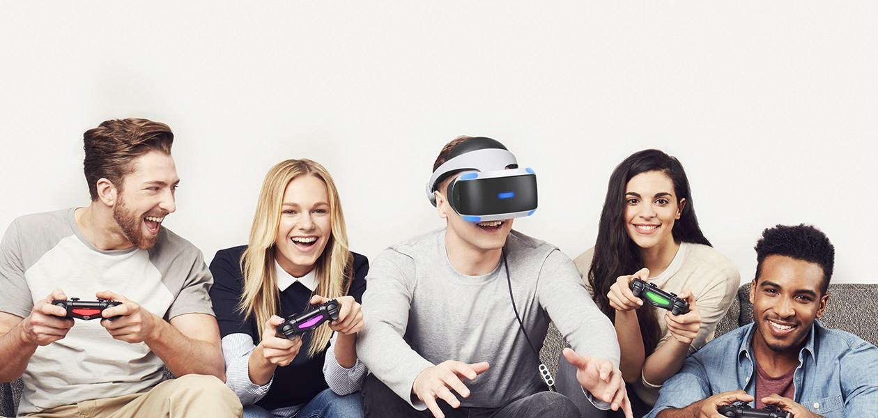 Virtual Reality hos Elgiganten