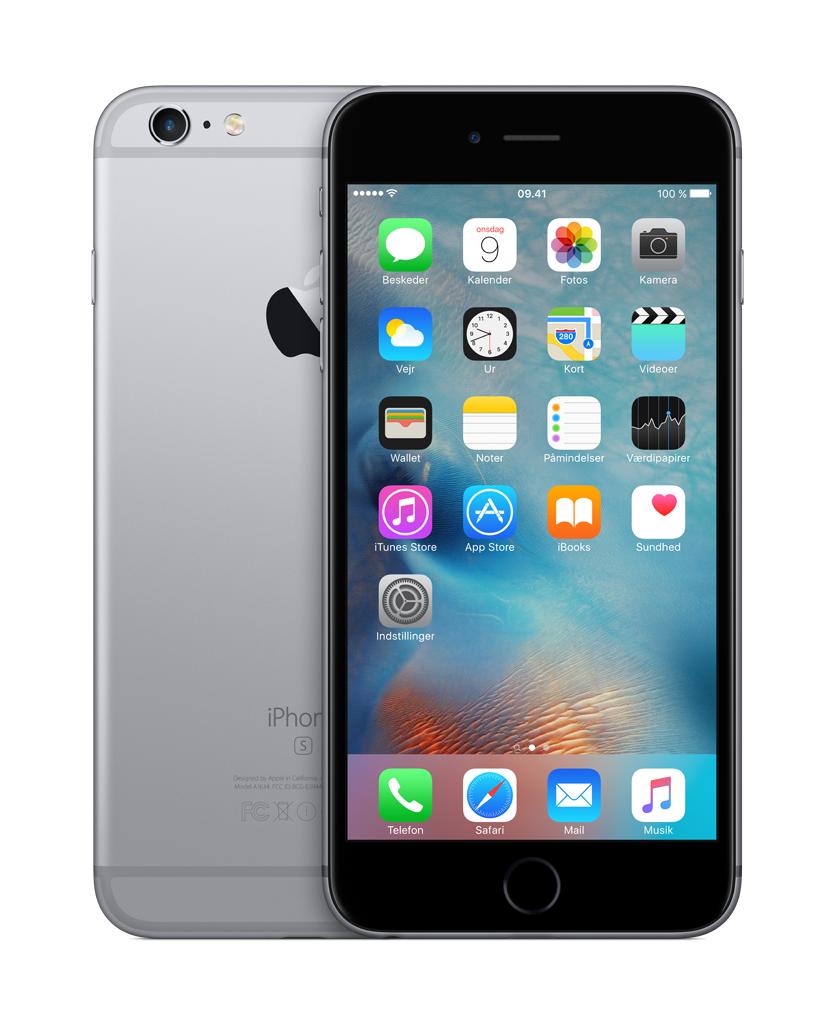iPhone 6s ja iPhone 6s Plus - Gigantti