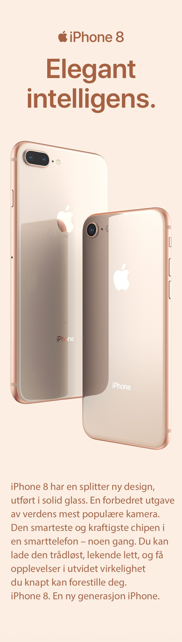 Iphone 8 Deksel Lefdal