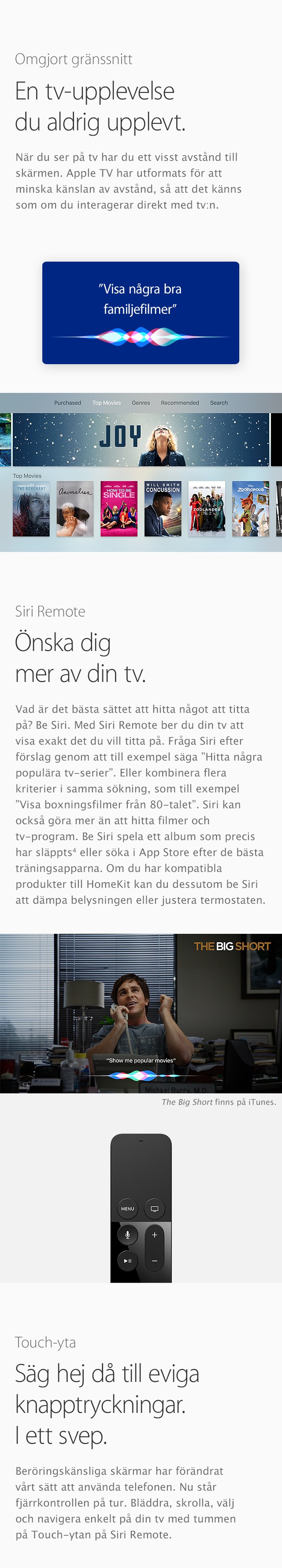apple tv 3 elgiganten