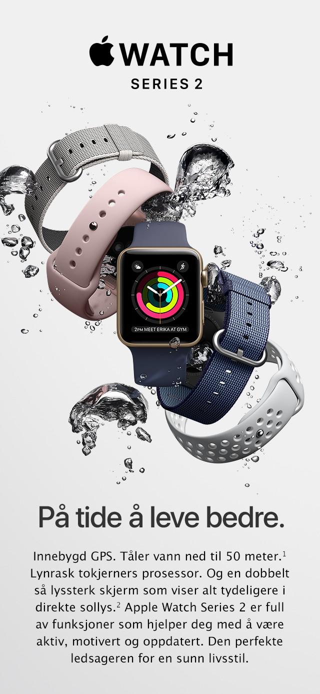 apple watch series 2 prisjakt