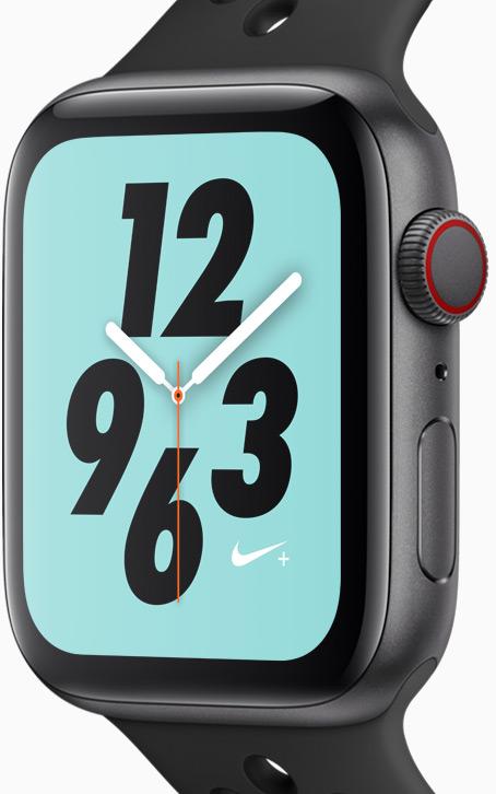 Apple Watch Series 4 + Nike