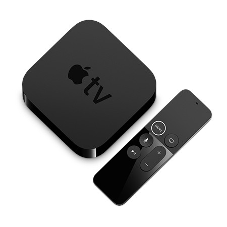 Apple TV med 4K