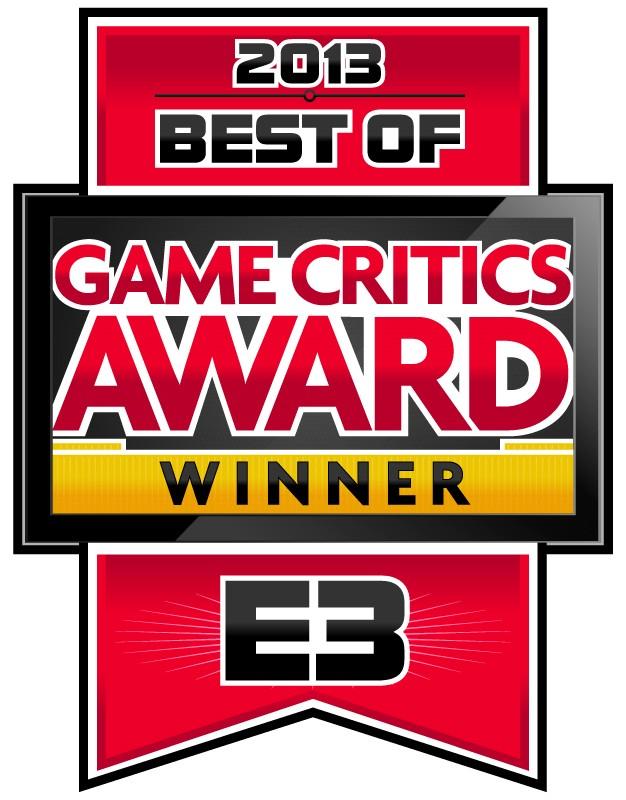 PS4-NEED FOR SPEED: RIVALS - award_all_gamecriticsaward_e3_2013_nfs_rivals