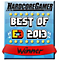 PS4-NEED FOR SPEED: RIVALS - award_all_hardcoregamer_e3_2013_nfs_rivals