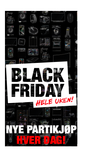 black friday mobiltelefon