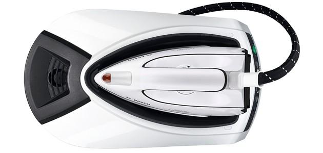 Bosch strygejern med SensorSecure - sikker strygning uden folder og krøller