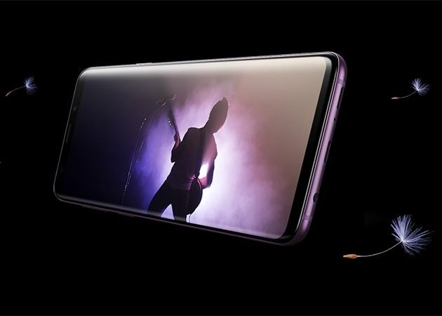 Specifikationer Samsung Galaxy S9 och S9+