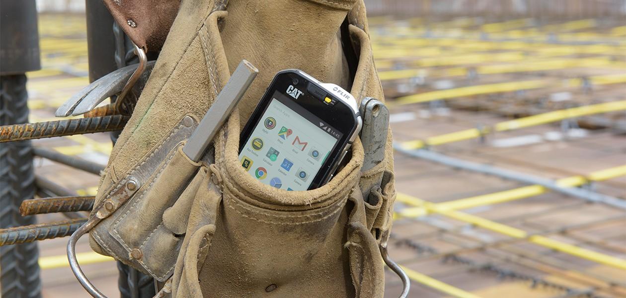 CAT S60 - en telefon som tåler nesten alt