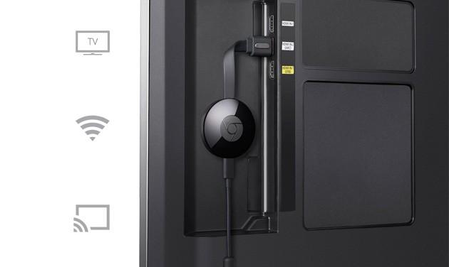 Chromecast, kom igång med tre enkla steg