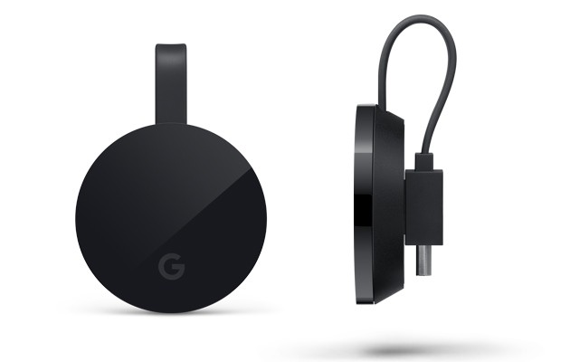 Chromecast Ultra mediaspelare