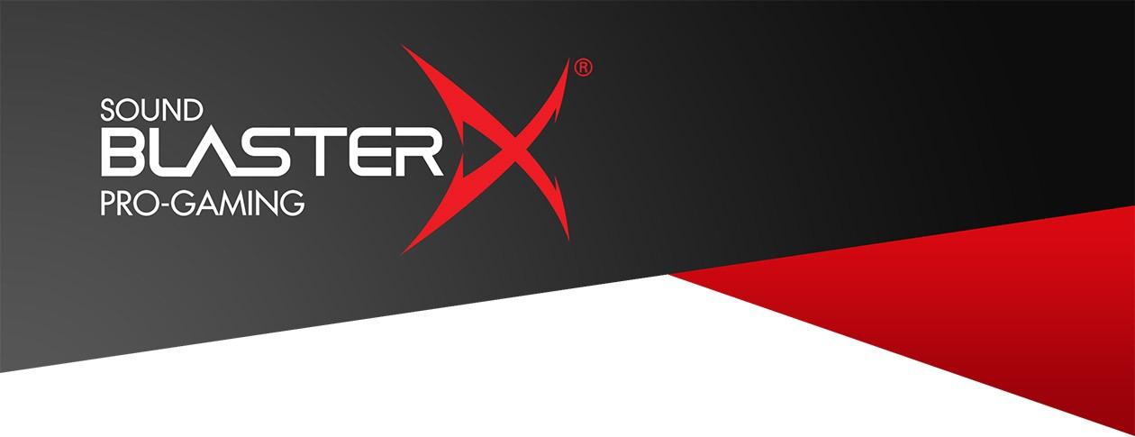 Sound Blaster X Pro-Gaming - norrsken i ditt rum