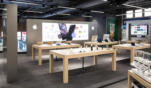 Apple shop og Service partner i Elgiganten på Strøget