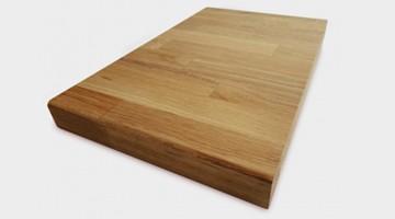 Bänkskivor – Massivt trä