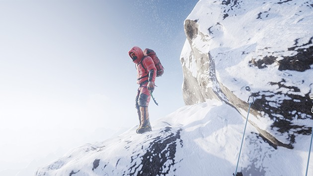 Everest VR Experience