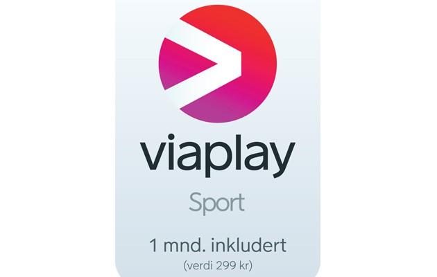 Få Viaplay Sport på kjøpet!