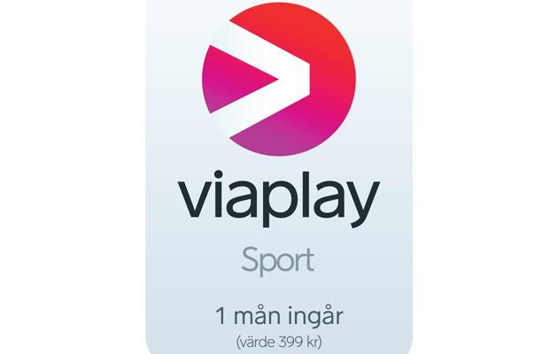 Få Viaplay Sport på köpet!