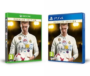 FIFA 18 Ronaldo Edition med Early Access