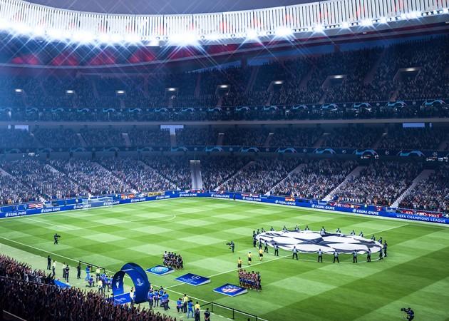 UEFA Champions League i FIFA 19