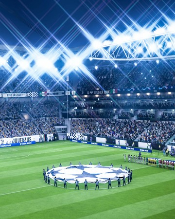 FIFA 19 med dynamisk taktikk