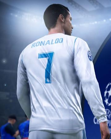 FIFA 19 med Real Player Motion-teknologi