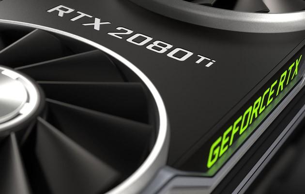 NVIDIA GeForce RTX -näytönohjain saa tehonsa Turing-arkkitehtuurista