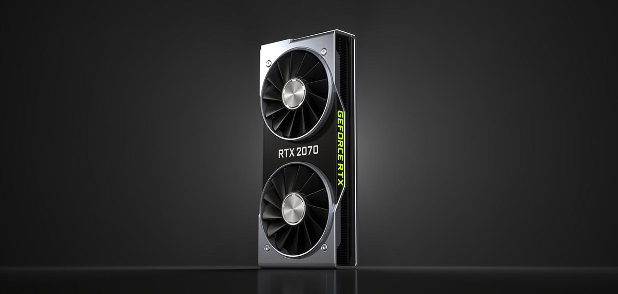 NVIDIA GeForce RTX grafikkort får kraften från Turing GPU-arkitekturen
