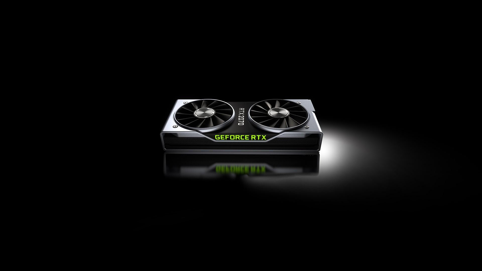 NVIDIA GeForce RTX 2070 - En helt ny sorts grafik