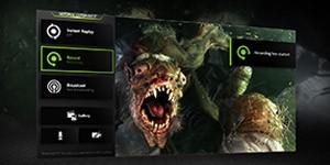 Nvidia GeForce RTX och Nvidia Shadowplay