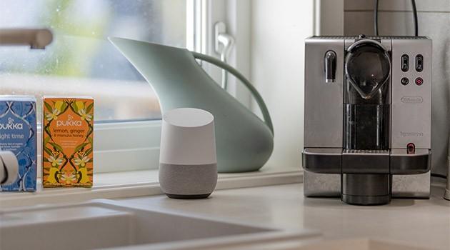 Håndfri kontrol over dit hjem med Google Home