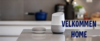 Lad Google Home lyse dit hjem op