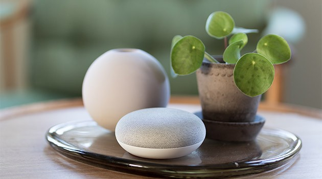 Google Home Mini er lille men har stor magt