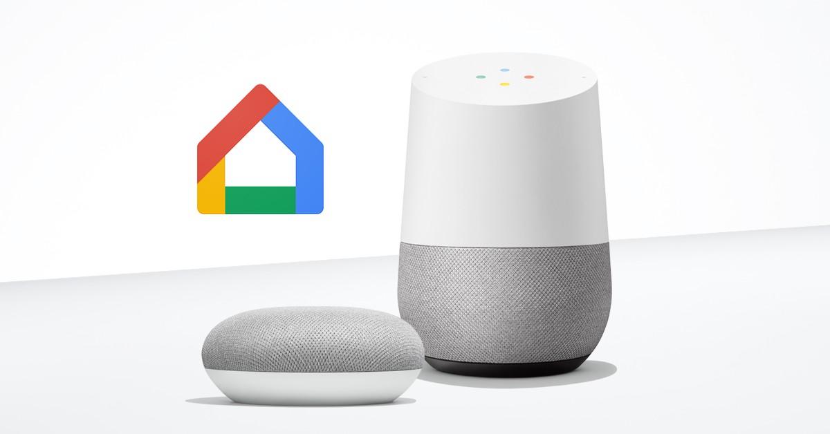 Slik kommer du i gang med din Google Home