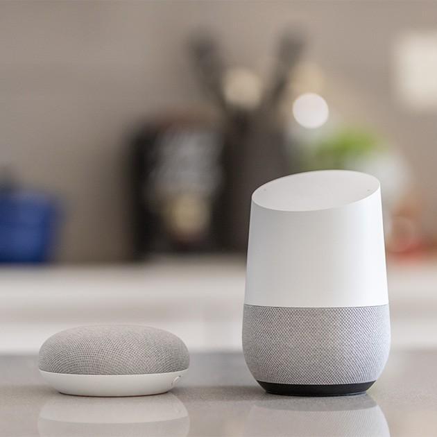 Kom i gang med Google Home