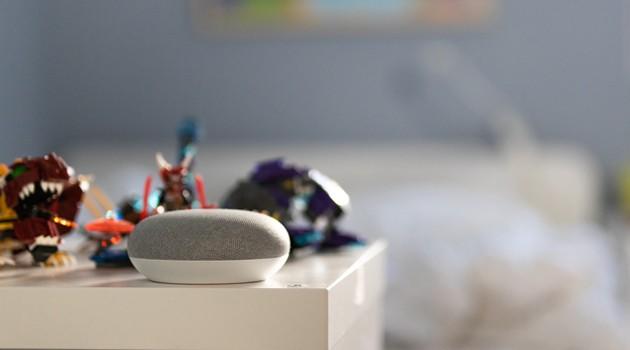 När lyssnar Google Home Mini på det du säger?