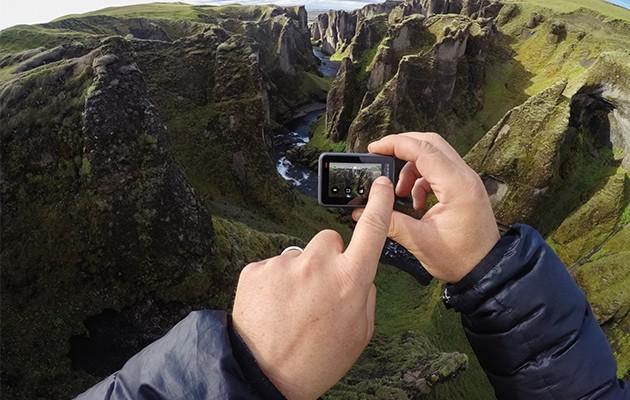 GoPro HERO7 Black med touchskærm